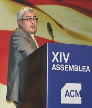 Josep Maria Matas, destituido como coordinador de la Diputación de Barcelona y exsecretario de la ACM.