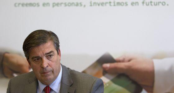 Francisco Álvaro Julio, actual presidente de Invercaria.