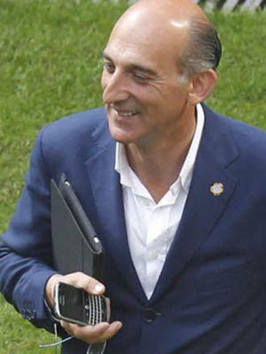 El exdiputado Pablo Cobián.