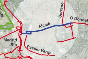 """La """"ciudad amable"""" para peatones y ciclistas se queda sin presupuesto"""