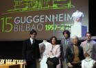 Camisetas de estilo visten al Guggenheim en su 15º cumpleaños