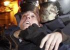 Un sindicato policial asegura que no era una capucha sino una 'braga'