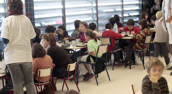 Multinacionales a la caza del comedor escolar comunidad - Becas comedor valencia ...
