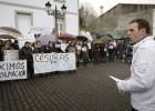 Oza y Cesuras claman contra la opacidad de la fusión