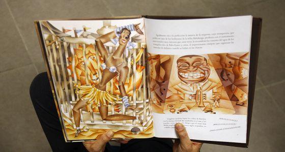 El ibro 'Kembo. Incidente en la pista del Circo Medrano', de Carlos Pérez y Miguel Calatayud
