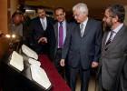 Egipto recupera ocho piezas robadas y localizadas en Barcelona