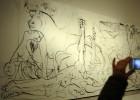 Amondarain enseña su 'Guernica'