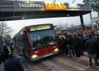 Gran seguimiento en el transporte público de pasajeros