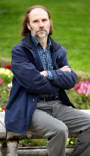 Salvador Robles posa en Bilbao.