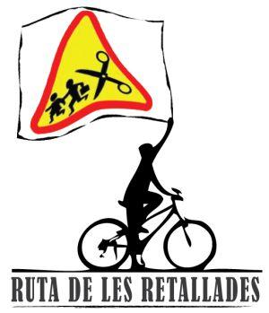Cartel de la actividad ciclista.