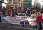 Protestas en Valencia y Alicante contra los recortes en sanidad