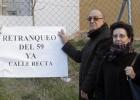 La promotora, también a por los vecinos del solar de La Guindalera