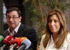 PSOE e IU avanzan en un pacto de coalición en Andalucía