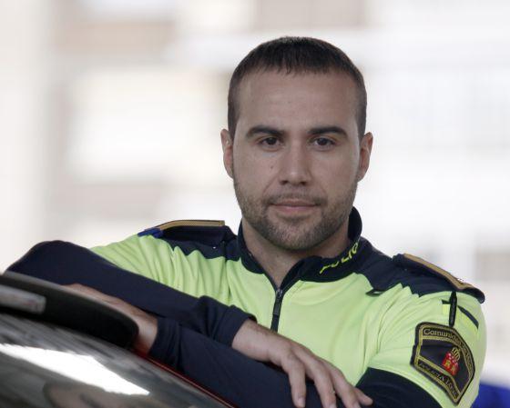 Sergio Ruiz, el jefe de policía suspendido de empleo y sueldo.