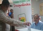 Los militantes andaluces deciden gobernar con el PSOE