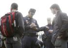 Los antidisturbios identifican a un centenar de manifestantes en Sol
