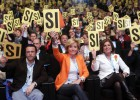 El PP madrileño refrenda el poder absoluto de Esperanza Aguirre