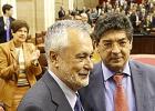 El pacto de la izquierda da la presidencia a Griñán