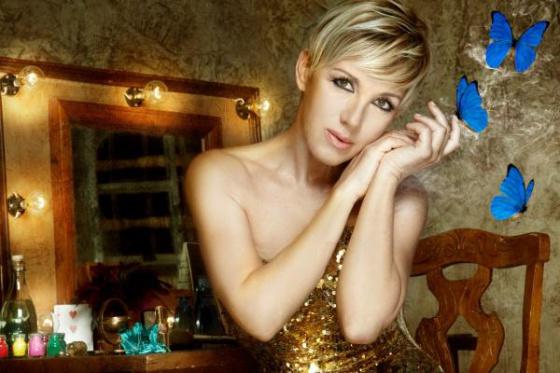 Imagen promocional de la cantante Ana Torroja vuelve a los escenarios con su gira 'Soy'rn