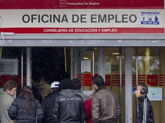 El paro sube un 0 08 en abril en la comunidad de madrid for Oficinas de registro de la comunidad de madrid