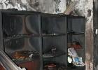 Sabotaje en las instalaciones del Consorcio de Bomberos de Málaga