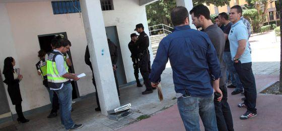Los robos con fuerza en viviendas suben casi un 25 en el - Policia nacional algeciras ...