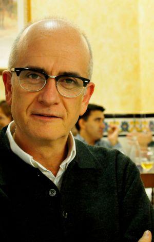 El historiador Justo Serna.