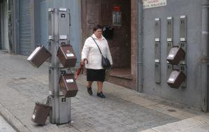 Rebeli n en gipuzkoa contra la recogida de la basura for Puertas zarautz
