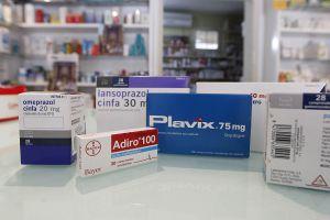 Algunos de los medicamentos seleccionados por la Junta de Andalucía.