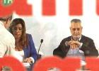 El PSOE traslada a la ponencia del congreso el acuerdo con IU