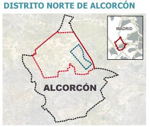 La Justicia convierte en rústico todo el suelo ofrecido a Eurovegas en Alcorcón