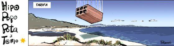 Tarifa aprueba urbanizar una de sus últimas playas vírgenes