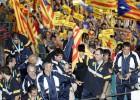 El Constitucional suspende la Ley Catalana del Deporte