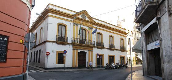 Una vista de la Cámara Agraria de Sevilla.