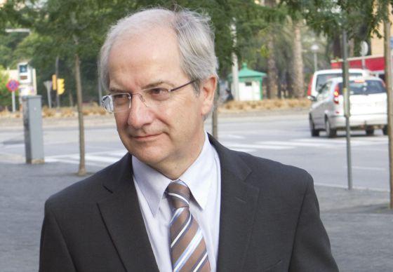Jordi Varela tras comparecer en los juzgados