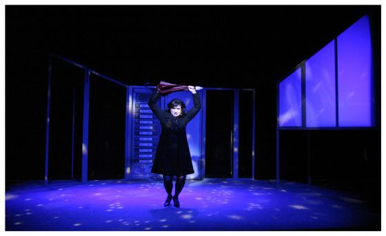 Compañía Hongaresa de Teatre presenta la obra Umbral.