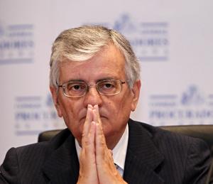 El fiscal general, Eduardo Torres Dulce.