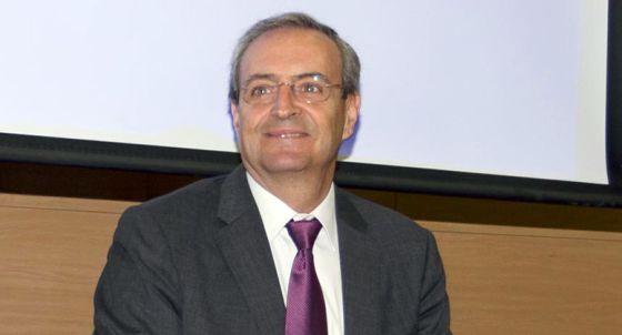 El presidente de Coepa, Moisés Jiménez.