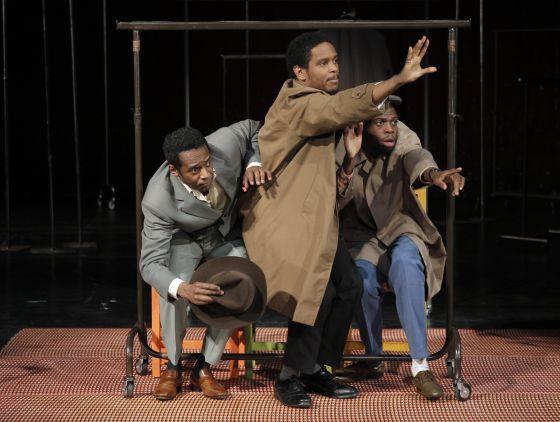 The Suit, el espectáculo de Peter Brook estrenado este año en los Teatros del Canal con motivo del Festival de Otoño en Primavera.