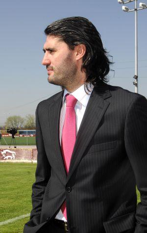 José Luis Pérez Caminero, en 2007.