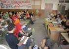 Propuesta para iniciar el curso con protestas por los recortes