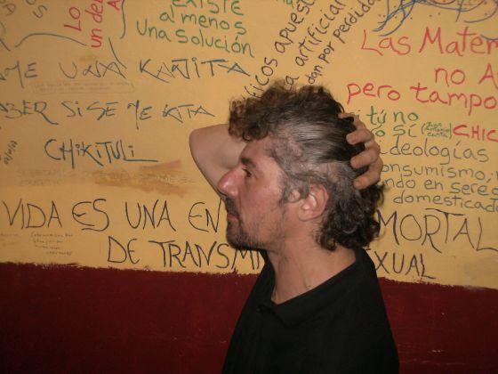 El escritor Aníbal Malvar