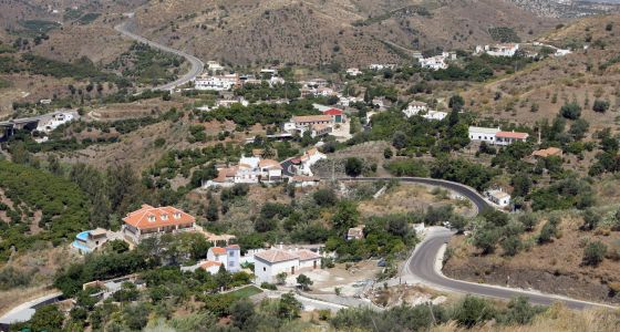La inspecci n ha localizado m s de casas ilegales for Suelo no urbanizable