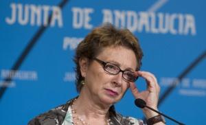 La consejera de Hacienda y Administración Pública, Carmen Martínez Aguayo.
