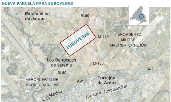 """Aguirre: """"El aeropuerto ya no es problema para que vaya a Torrejón"""""""