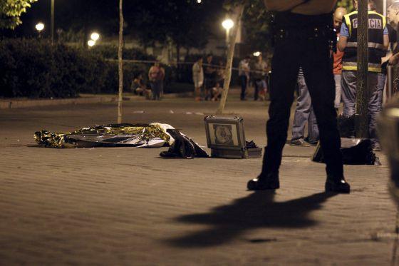 Un joven de 20 años ha sido asesinado en Puente de Vallecas.