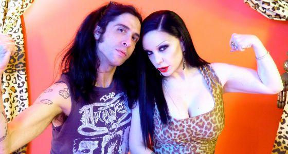 Alaska y su marido Mario Vaquerizo