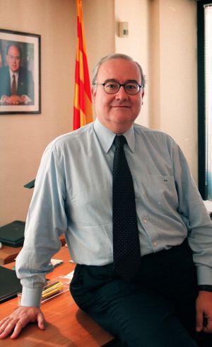 Josep Prat, presidente del .ICS.