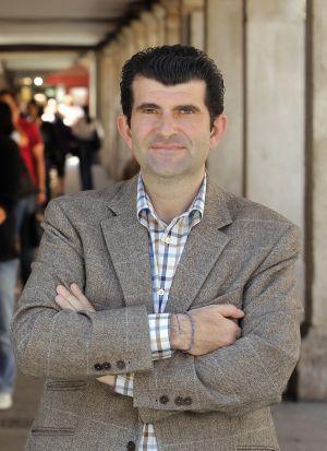 Bartolomé González, todavía alcalde de Alcalá.