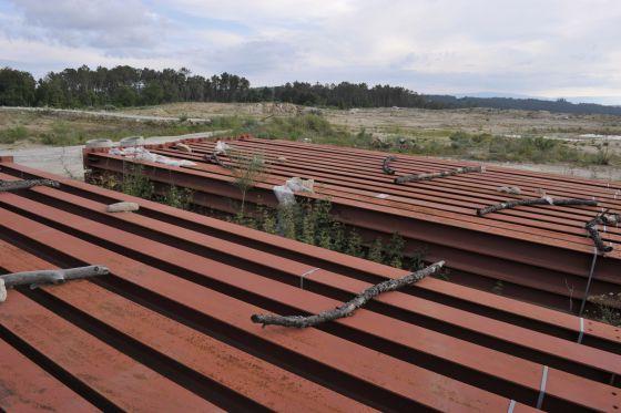 El parque industrial de Cea es uno de los candidatos a albergar Xero.